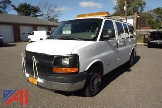 2004 Chevrolet 2500 Express Van