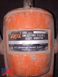Skil Uni-Electric Flexible Shaft Vibrator Model UIV-DIO