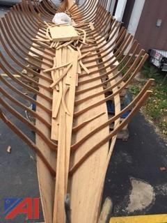 Adirondack Old Canoe - 22'