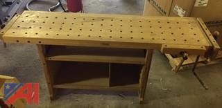 3' x 6' Shop Table