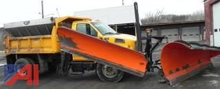 2004 GMC C8C042 Dump with Plow & Wing