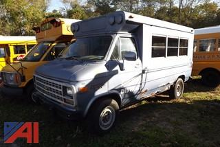 1992 Chevrolet Chevy Bus