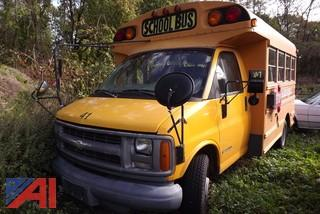 1998 Chevrolet Bus