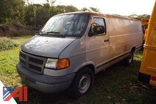 2003 Dodge Van