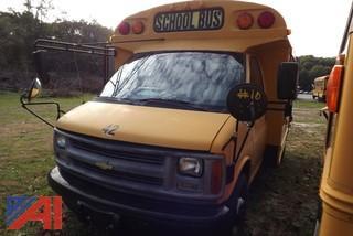 2000 Chevrolet Bus