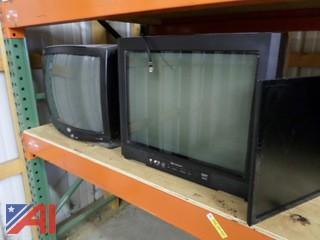 (6) TV's
