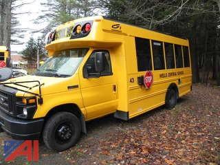 2009 Ford E450 School Bus