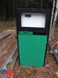 Bennett Gas Pump w/ Submersible Petroleum Gas Pump