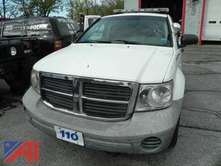 2008 Dodge Durango SUV/Police Vehicle