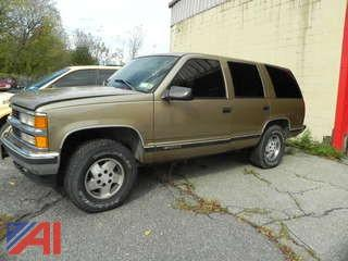 1995 Chevy Tahoe 1500 SUV