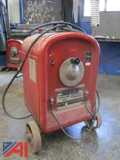 Ideal Arc 250 Lincoln Welder
