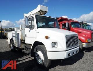 1995 Freightliner F70 Bucket Truck