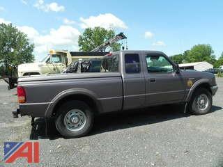1997 Ford Ranger Pickup