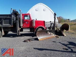 2006 Western Star 6x4 4900FA Dump Truck with Plow