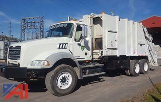 2010 Mack GU813 Packer/Garbage Truck