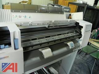 """HP DesignJet 450c 36"""" Large‑Format Color Inkjet Printer"""