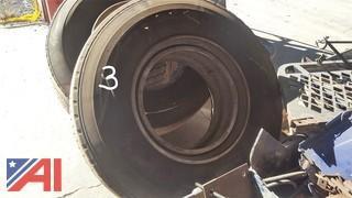 Steer Tire on Rim