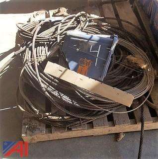Pallet of Cable
