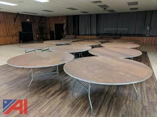 (5) Banquet Tables