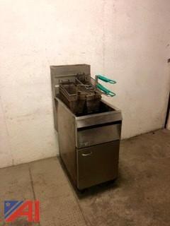 Pitcofrilator Deep Fryer