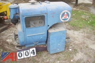 Hallet Gas Engine Genset