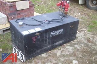 100 Gallon Transfer Tank