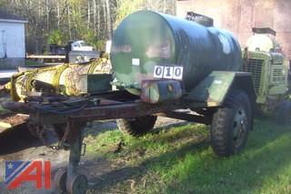 1986 400 Gallon Water Buffalo