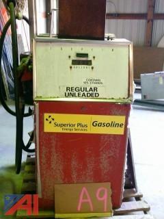 Complete Diesel Fuel Pump and Gas Pump