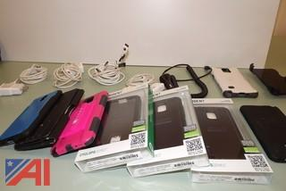 Cell Phone Chargers and Cases