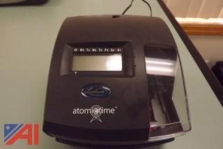 Atomic Digital Time Rrecorder