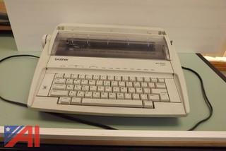 ML 1000 Brother Typewriter