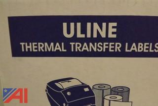 U Line Labels
