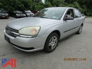 2004 Chevrolet Malibu 4 Door
