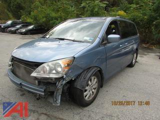 2008 Honda Odyssey Van