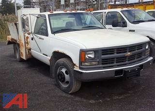 1995 Chevrolet 3500 Pickup/Utility Truck