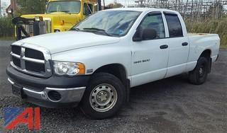 2005 Dodge Ram 1500 Pickup Truck