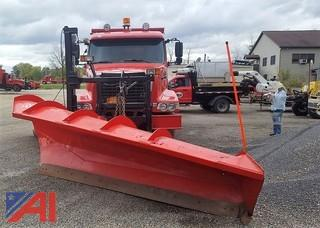 2004 Volvo VHD Dump Truck, Plow & Wing