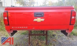 2017 Silverado Truck Box