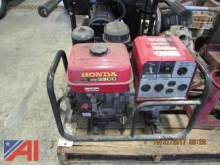 Honda EG 3500 Generator