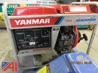 Yanmar 3500 Diesel Generator