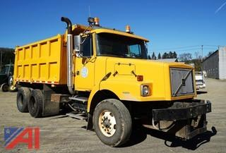 2000 Volvo 6x4 WG64 10 Wheel Dump Truck