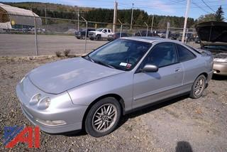 1997 Acura Integra 2 Door Sedan