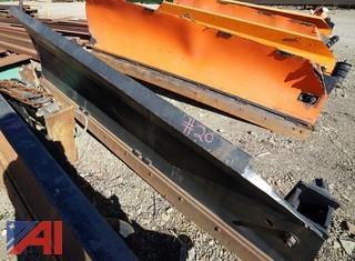 11' Steel Wing Blade