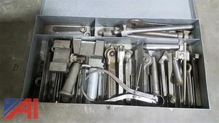 Metal Lathe Tooling in Box