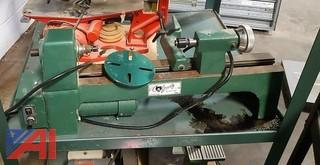 Grizzly Lathe & Multimax-2 Sander