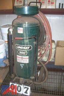 Lindsay 300 Sand Blaster