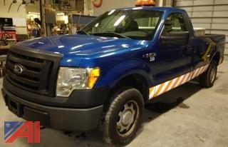 2010 Ford F150 Pickup Truck