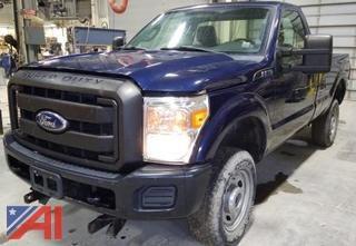2011 Ford F250 Pickup Truck