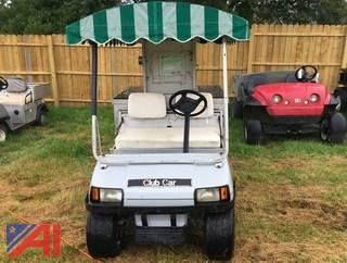 Club Car Carryall II Food and Beverage Cart