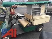 2002 EZ-GO Food & Beverage Cart